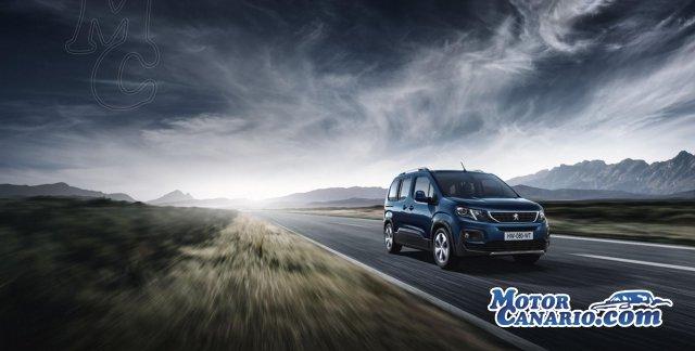 Peugeot lanza después del verano el nuevo Rifter.
