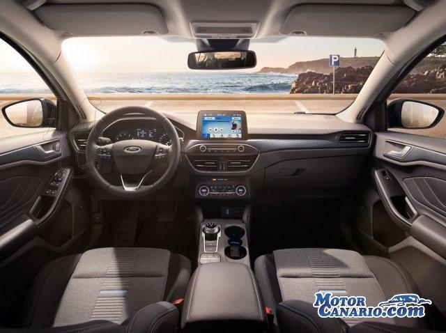 Comienza la comercialización del nuevo Ford Focus.