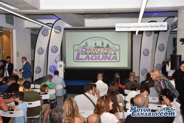 Presentado el esperado y novedoso Rallye Ciudad de La Laguna.