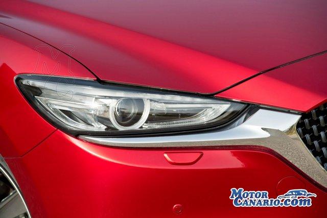 Precios muy competitivos en el nuevo Mazda6.