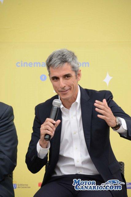 Kia Canarias patrocina el Cine+Food grancanario.