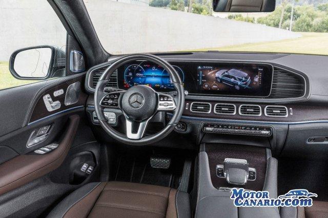 El nuevo Mercedes GLE es más SUV que nunca ¡y son ya 7!