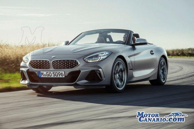 Todos los detalles del esperado BMW Z4.
