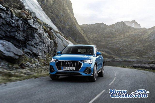 Nuevo Audi Q3: mejorando lo que parecía imposible.