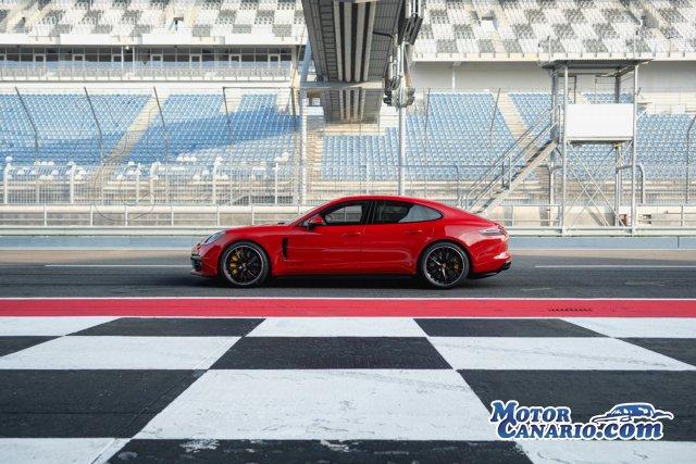 Nuevos Porsche Panamera GTS y GTS Sport Turismo.