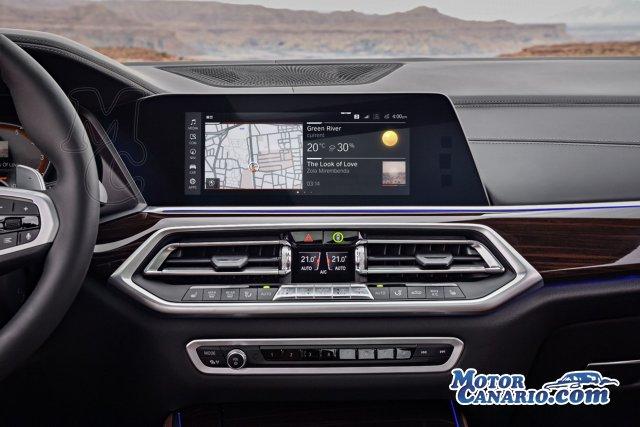 BMW actualiza su Live Cockpit.