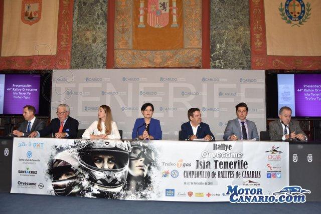 Presentada una edición más del entrañable Isla Tenerife.