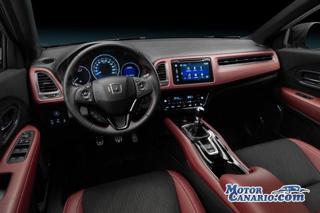 Honda lanzará una versión `Sport` del HR-V, con 182 CV.