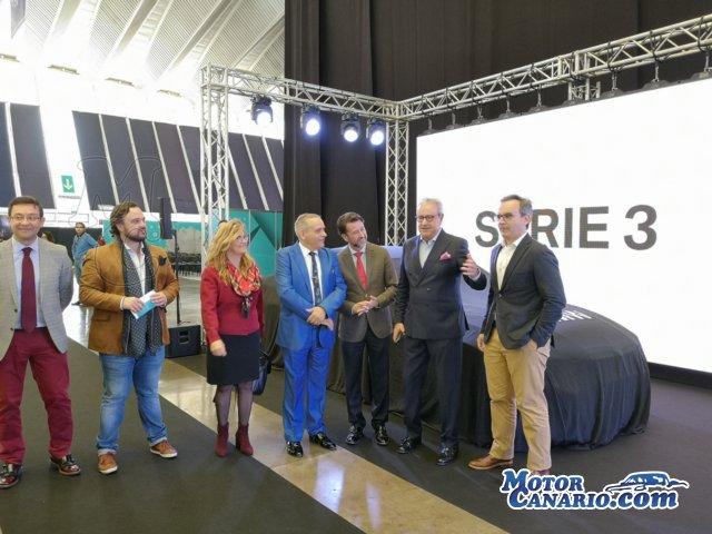 Los nuevos BMW Serie 3 y Z4 destaca en Moda Tenerife 2019.