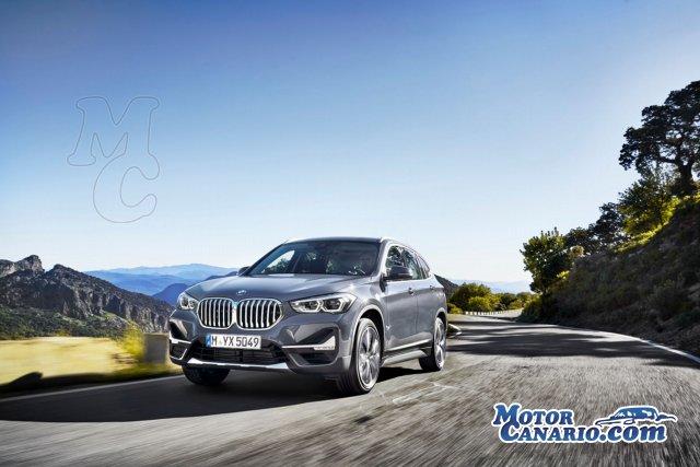 BMW actualiza el X1 con nuevos motores y acabados.
