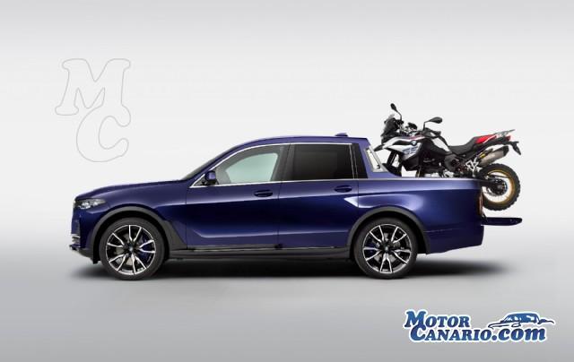 Pick-up: Adiós Mercedes, Hola BMW.