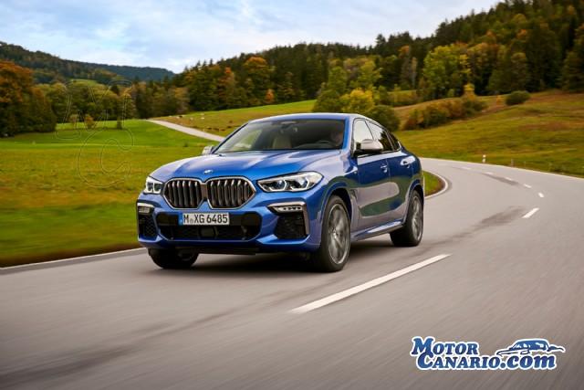 Prueba del BMW X6 XDrive 30d: imponente, como siempre.
