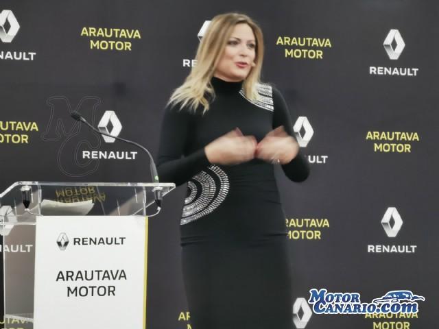 Renault regresa con esplendor al norte de Tenerife con Arautava Motor.
