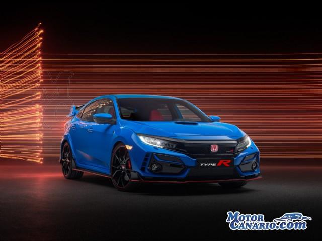 Honda lanza una versión `modesta` del Type R.