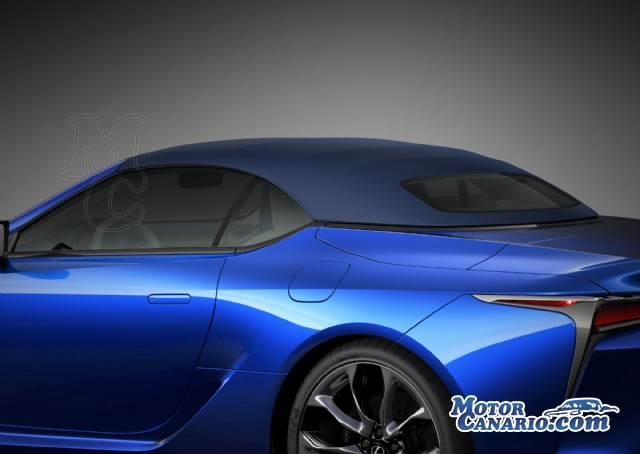 Lexus LC Cabrio: Jekyll y Hyde.