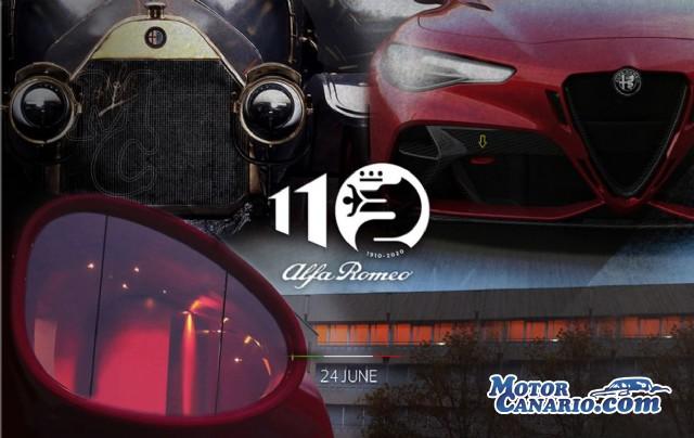 Alfa Romeo celebra 110 años de historia.