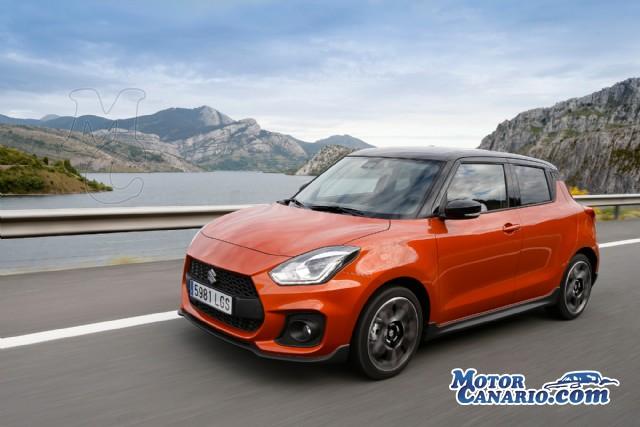 Suzuki completa su gama a 100% híbrida con los nuevos Ignis y Swift.