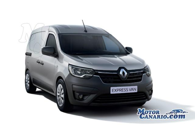 Renault lanzará en 2021 sus nuevos Kangoo y Express.