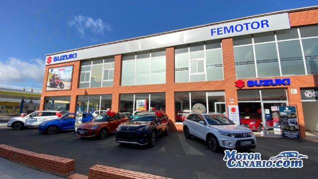 3 días para conseguir un Suzuki con 7.500 euros de descuentos.