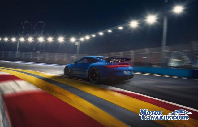 Porsche 911 GT3 2021: vuelta de tuerca al icono de los track day.