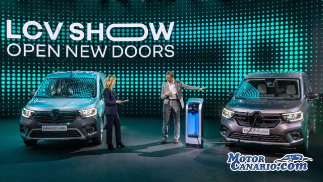Nueva gama de furgonetas Renault y un modelo de hidrógeno este 2021.