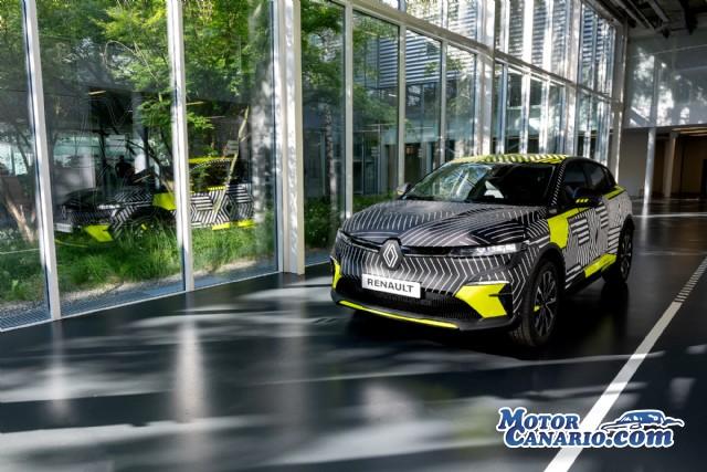 Renault desvela los primeros datos del próximo Mégane.