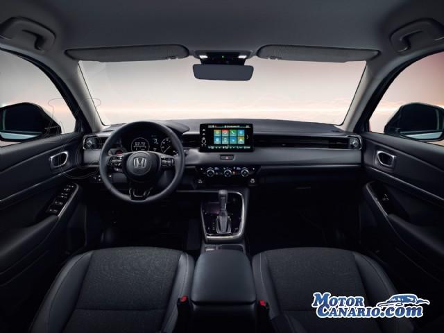 El nuevo Honda HR-V se retrasa a 2022, tras el nuevo Civic.