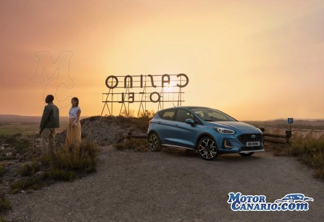 Ford renueva el Fiesta, que llegará a finales de año.