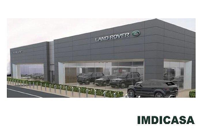 Imdicasa nuevo concesionario oficial jaguar en tenerife - Concesionario land rover madrid ...