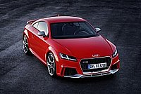 Nuevos Audi TT RS Coup� y TT RS Roadster.