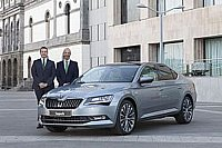 Skoda Canarias presenta el Superb, disponible desde 19.990 �.